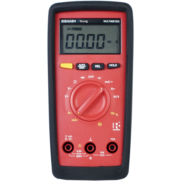 i-Young Digital Meter With Holster