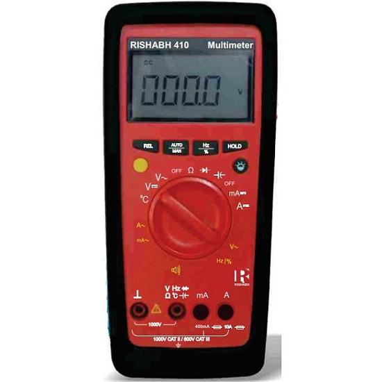 410 Digital Multimeter
