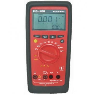 612 Digital Multimeter