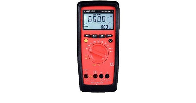 615 Digital Multimeter