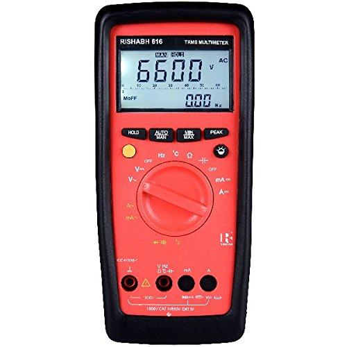 616 Digital Multimeter- True Rms